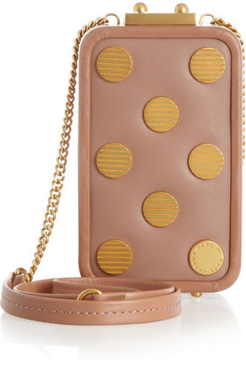Marc by Marc Jacobs Phone In A Box leather shoulder bag