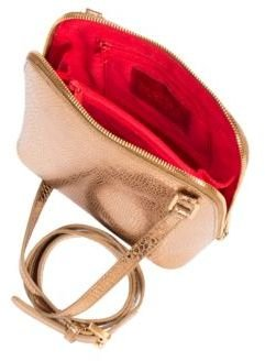 Hobo Venice Leather Camila Crossbody Bag