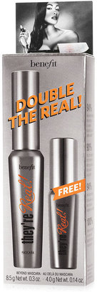 Benefit double the real! booster mascara value set