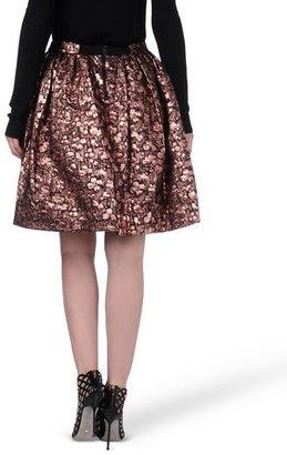 Alice + Olivia ALICE+OLIVIA Knee length skirt