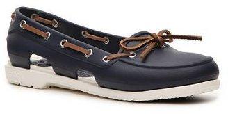 Crocs Beach Line Boat Shoe