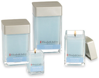 Elizabeth Arden Spa Collection Candles - Ocean Retreat