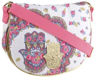 Le Sport Sac La Boheme Petite wit (Fleur Dete Embroidery) - Bags and Luggage