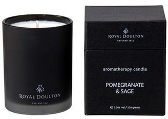 Royal Doulton Scented Candle Pomegranate & Sage 220g