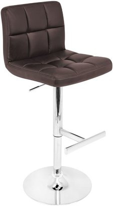 Lumisource lager adjustable bar stool