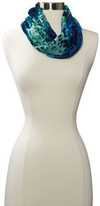 Collection XIIX Women's Animal Treasure Loop Scarf