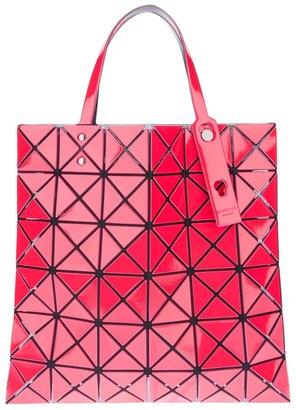 Issey Miyake Bao Bao geometric mesh detail tote