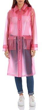 AVEC LES FILLES Jelly Raincoat