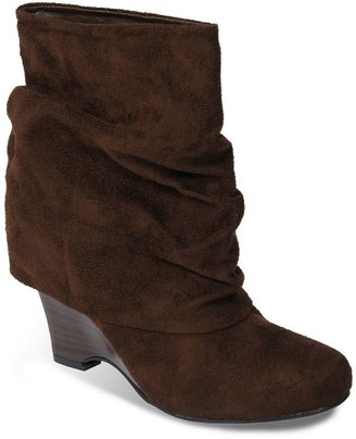 Journee Collection irene midcalf boots - women