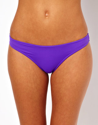 Huit Florida Doll Low Waisted Brief With Cover Up