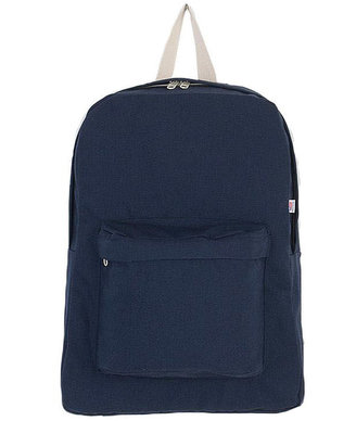 American Apparel Cotton Canvas School Bag