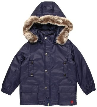 Paul Smith Ceasar Parka (Toddler/Little Kids) (Eclipse) - Apparel