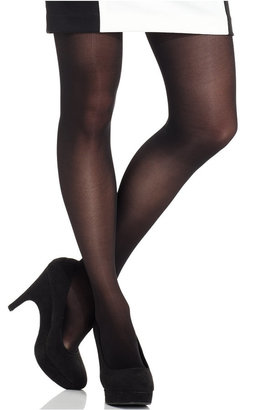 Donna Karan Seasonless Tights Hosiery $28 thestylecure.com