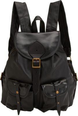 Jas M.B. Bomber W Backpack