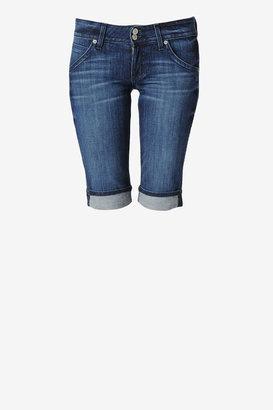 Hudson Jeans Palerme Cuffed Short- Nantucket Island