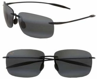 Maui Jim 'Breakwall - PolarizedPlus(R)2' 63mm Sunglasses