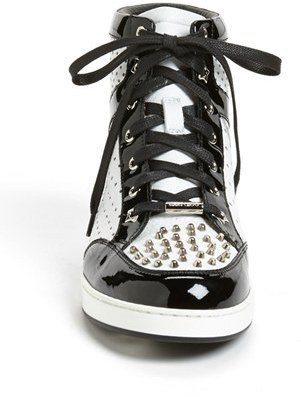 Jimmy Choo 'Tokyo' High Top Sneaker