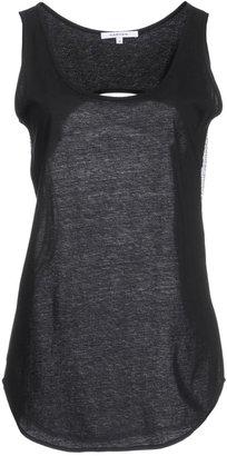 Carven Sleeveless t-shirts