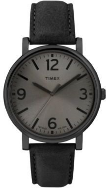 Timex Originals Classic Black Plated Watch