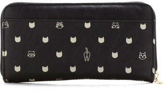 Meowed on the Town Wallet