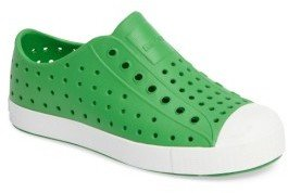 Toddler Native Shoes 'Jefferson' Slip-On Sneaker $35 thestylecure.com