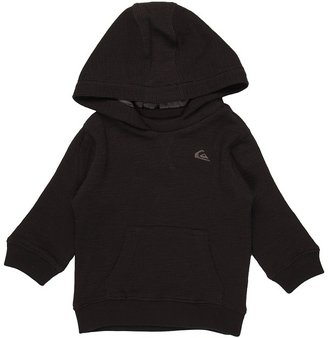 Quiksilver Calder L/S Hooded Thermal (Infant) (Dark Charcoal) - Apparel
