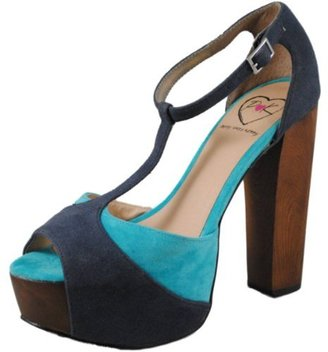 Penny Loves Kenny Women's Leena Platform Pump