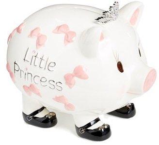 Mud Pie Ceramic Piggy Bank $52 thestylecure.com