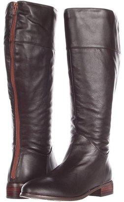 Type Z Kimi (Dark Brown/Cognac) - Footwear