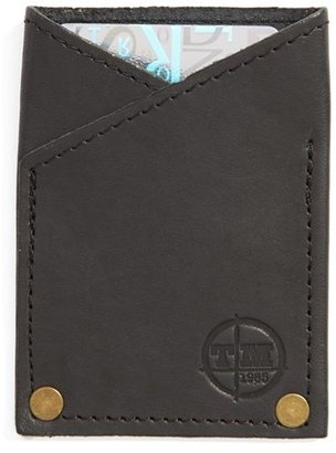 TM1985 Leather Card Wallet