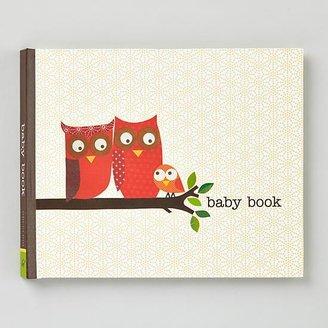 Baby Essentials Baby Book