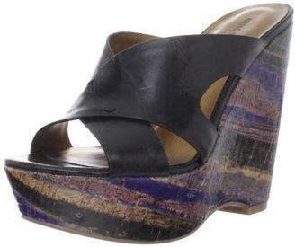 Nine West Women's Makenice Wedge Sandal