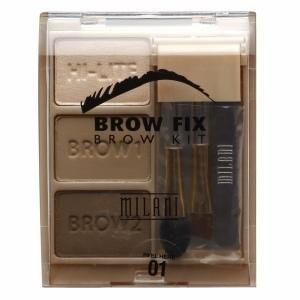 Milani Brow Fix Brow Kit, Light 01