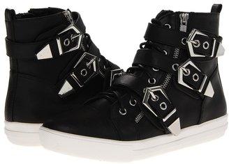 Shellys London - Klikta (Black Synt) - Footwear