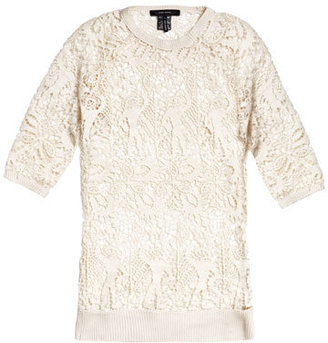 Isabel Marant Calico lace top