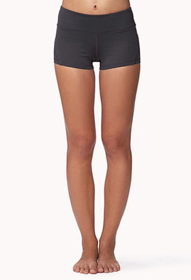 Forever 21 Solid Athletic Shorts
