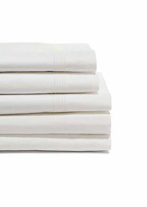 Peter Reed Five-Row Cord Queen Flat Sheet
