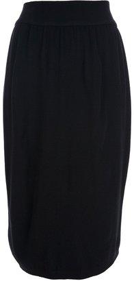 Alaia high-waisted skirt
