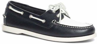 Brooks Brothers Calfskin Boat Shoes
