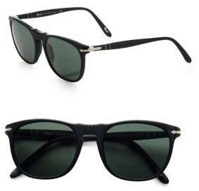 Persol Vintage Keyhole Flat-Top Sunglasses