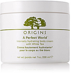 Origins Rigins A Perfect WorldTM Intensely Hydrating Body Cream with White Tea