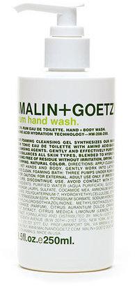 Malin+Goetz Rum Hand Wash, Rum 8.5 oz (251 ml)