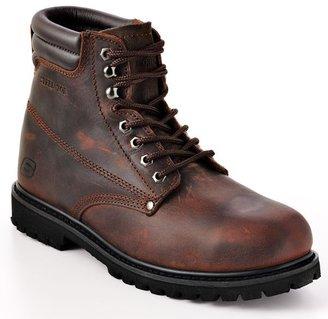 Skechers foreman storm work boots - men