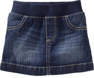 Old Navy Denim Mini Skirts for Baby