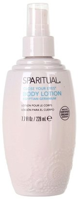 SpaRitual Close Your Eyes Body Lotion Bath and Body Skincare