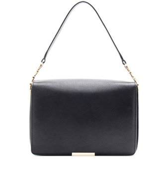 Victoria Beckham V LINK LEATHER SHOULDER BAG