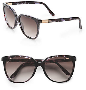 Gucci Plastic Cat's-Eye Sunglasses