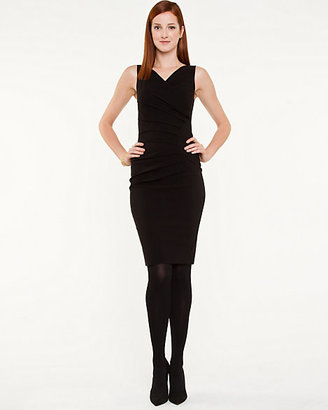 Le Château Lightweight Bengaline Sheath Dress