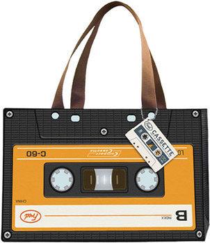 Fred Flare Fred cassette tote