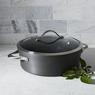 Crate & Barrel Calphalon Contemporary TM Non-Stick 5 qt. Dutch Oven